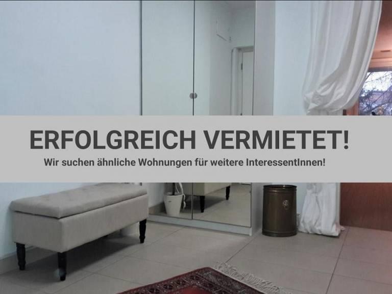 ERFOLGREICH VERMIETET! -