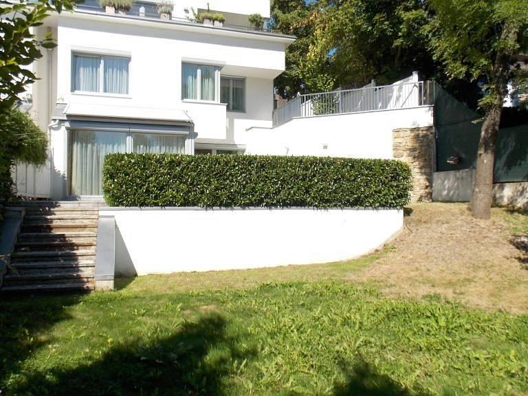 Aussenansicht Terrasse und Garten -