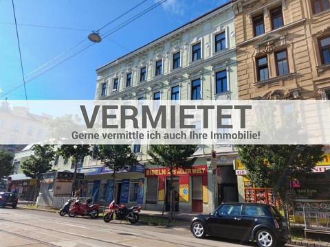 Geschäft in Wien
