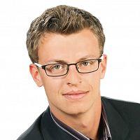 Immobilienmakler Marco Schwab