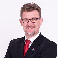 Immobilienmakler Norbert Keuschnig