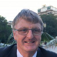 Immobilienmakler Wolfgang Stern