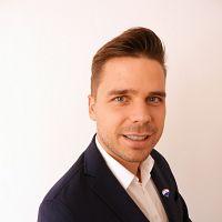 Immobilienmakler Simon Opferkuch, BSc