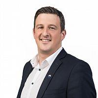 Immobilienmakler Philipp Huber
