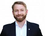 Immobilienmakler Daniel Ebner