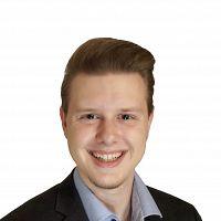 Immobilienmakler Philipp Widemann