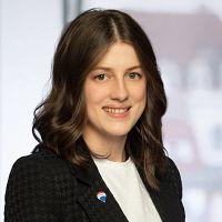 Isabelle Schadelbauer, BA, Marketing, Front Office