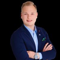 Immobilienmakler Simon Weberberger