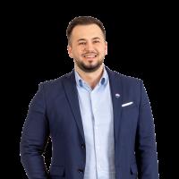 Immobilienmakler Manuel Berko