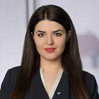 Immobilienmakler Marsela Shqau