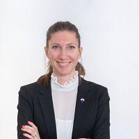 Immobilienmakler Jennifer Hofer