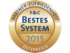 F&C Award - Bestes System 2015