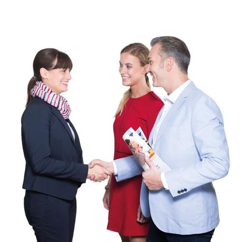 Schneller und einfacher Kontakt zu Ihrem Immobilien-Experten! © RE/MAX Austria, Christian Postl
