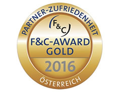 RE/MAX - F&C Award in Gold 2016