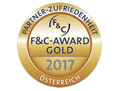 RE/MAX - F&C Award in Gold 2017