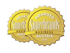Superbrands Award 2017 & 2018
